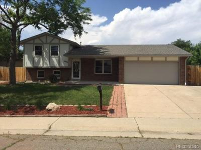 Arvada Single Family Home Active: 8625 West 65th Place