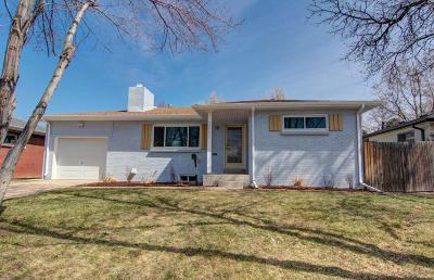 Denver Single Family Home Under Contract: 2850 South Franklin Street
