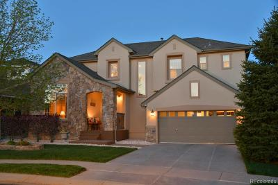 Broomfield Single Family Home Under Contract: 14252 Piney River Road