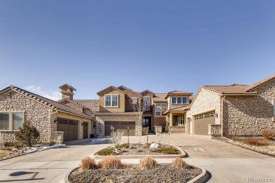 Highlands Ranch Condo/Townhouse Active: 9297 Viaggio Way