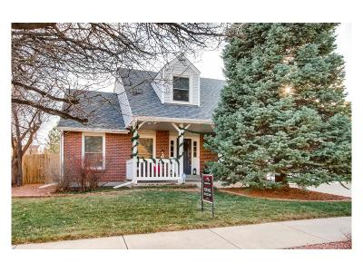 Arvada Single Family Home Active: 14310 West 70th Drive