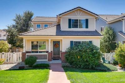 Broomfield Single Family Home Active: 14334 Wright Way