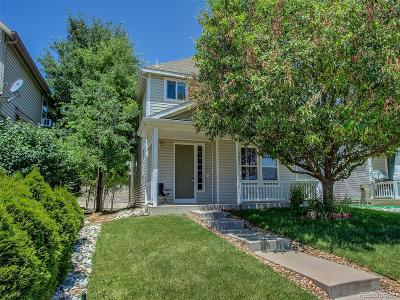 Frederick Single Family Home Under Contract: 5836 Canyon Street