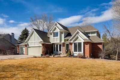 Niwot Single Family Home Under Contract: 8195 Centrebridge Drive