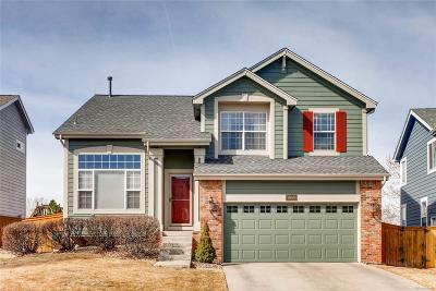 Highlands Ranch Single Family Home Active: 9869 Burberry Way