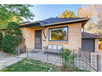 Denver Single Family Home Under Contract: 2661 South York Street