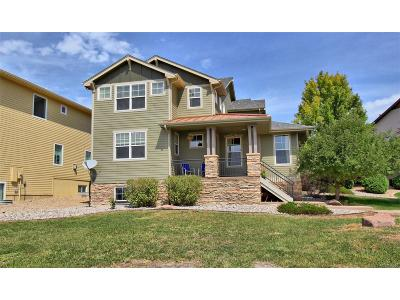 Longmont Single Family Home Under Contract: 1820 Great Western Drive