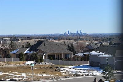 Arvada Residential Lots & Land Active: 5758 Howell Court