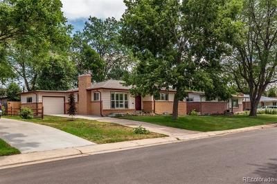 Single Family Home Active: 2608 South Dexter Street