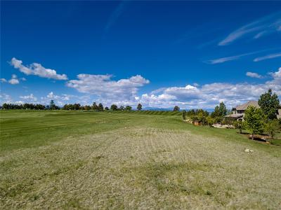 Castle Pines Village, Castle Pines Villages Residential Lots & Land Active: 6439 Holy Cross Court