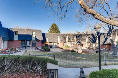 Centennial Condo/Townhouse Active: 5811 South Pearl Street