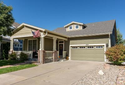 Castle Rock Single Family Home Under Contract: 4307 Timber Hollow Loop