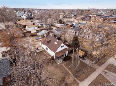 Denver Single Family Home Active: 4225 Mariposa Street