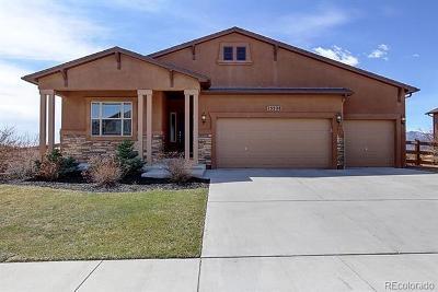 Monument Single Family Home Active: 15528 Colorado Central Way