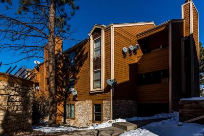 Aurora Condo/Townhouse Active: 4284 South Salida Way #3