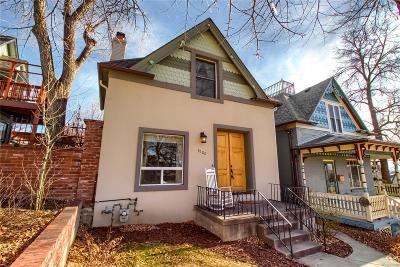 Denver Single Family Home Under Contract: 3100 Stuart Street