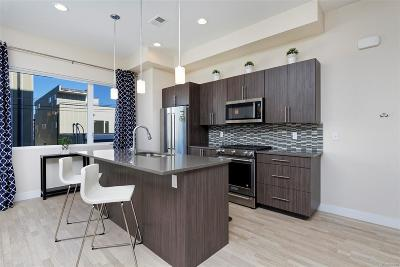 Denver Condo/Townhouse Active: 2335 Eliot Street
