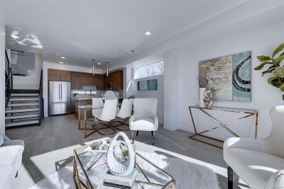 Denver Condo/Townhouse Active: 3878 Federal Boulevard