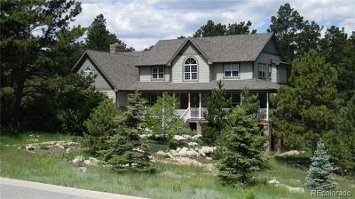 Castle Pines, Castle Rock, Larkspur Single Family Home Active: 14385 Woodcrest Circle