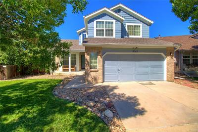 Arvada Single Family Home Active: 8063 Fenton Court