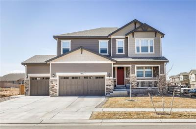 Commerce City Single Family Home Under Contract: 11093 Pitkin Street