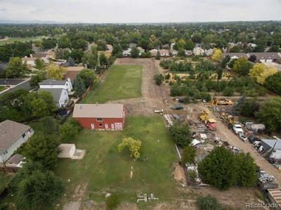 Longmont Residential Lots & Land Active: 1716 17th Avenue