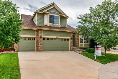 Highlands Ranch Single Family Home Active: 3692 Fairgate Court