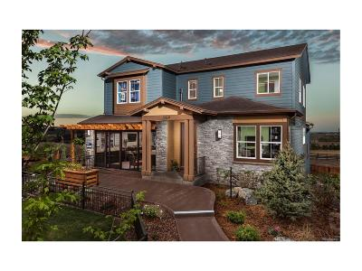 Castle Rock Single Family Home Active: 1760 Tall Tale Lane