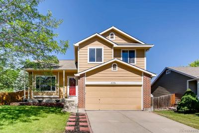 Centennial Single Family Home Under Contract: 4995 South Flanders Court