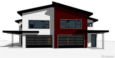 Denver Condo/Townhouse Active: 5212 Tennyson Street
