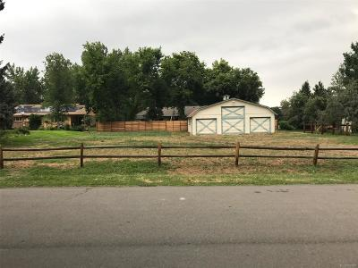 Lakewood Residential Lots & Land Under Contract: 6885 West Floyd Avenue