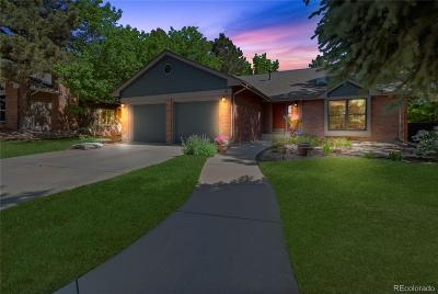 Castle Pines Single Family Home Under Contract: 31 Breamore Court