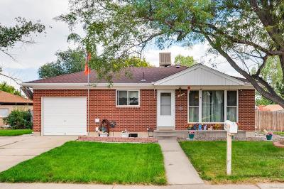 Northglenn Single Family Home Active: 1806 East 113th Place