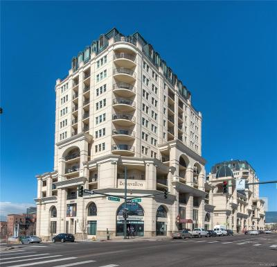 Denver Condo/Townhouse Active: 925 North Lincoln Street #12C-S