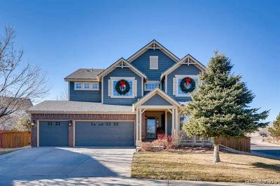Parker CO Single Family Home Active: $615,000