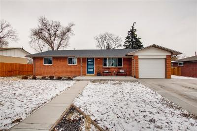 Arvada Single Family Home Active: 7029 West 74th Avenue