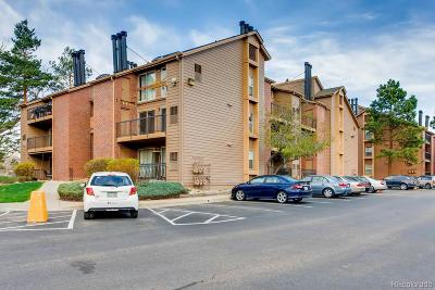 Littleton Condo/Townhouse Active: 4899 South Dudley Street #I23