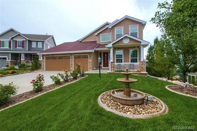 Plum Creek, Plum Creek Fairway, Plum Creek South Single Family Home Active: 1123 Whitekirk Place