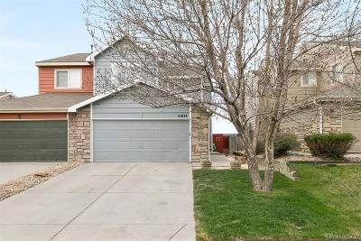 Commerce City Condo/Townhouse Under Contract: 10838 East 96th Place