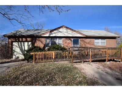 Northglenn Single Family Home Under Contract: 2145 East 115th Avenue