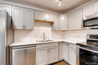 Denver Condo/Townhouse Active: 675 South Clinton Street #8A
