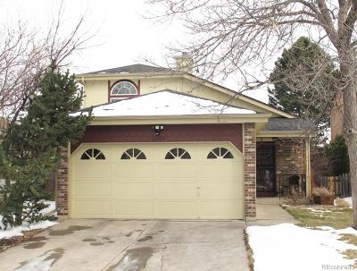 Littleton Single Family Home Under Contract: 5664 South Zang Street