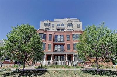 Baker, Baker/Santa Fe, Broadway Terrace, Byers, Santa Fe Arts District Condo/Townhouse Active: 410 Acoma Street #322 - Pe