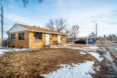 Denver Single Family Home Active: 5060 Logan Street