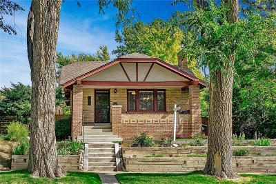Denver CO Single Family Home Active: $675,000