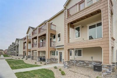 Commerce City Condo/Townhouse Active: 11250 Florence Street #28A