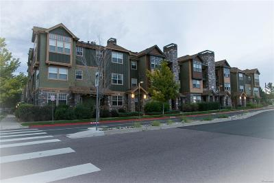 Englewood Condo/Townhouse Active: 8489 Canyon Rim Circle #206