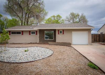 Security Single Family Home Under Contract: 724 Hackberry Drive