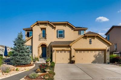 Castle Rock CO Single Family Home Active: $585,000