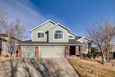 Lone Tree CO Single Family Home Active: $595,000
